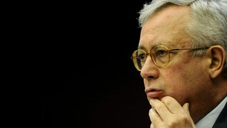 Giulio Tremonti, le ministre italie de l'Economie (AFP-Filippo Monteforte)