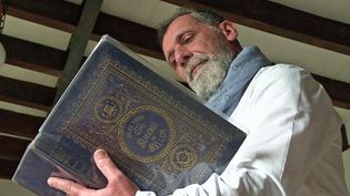 Stéphane Chéné, passionné de l'univers de Jules Verne (France 3 Pays de la Loire)