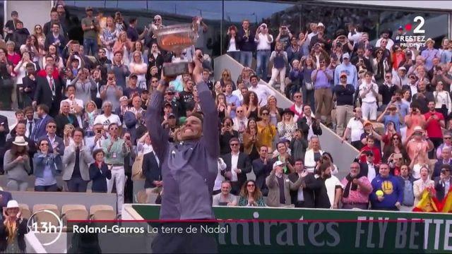 Roland-Garros : Rafael Nadal, le surdoué de la terre battue
