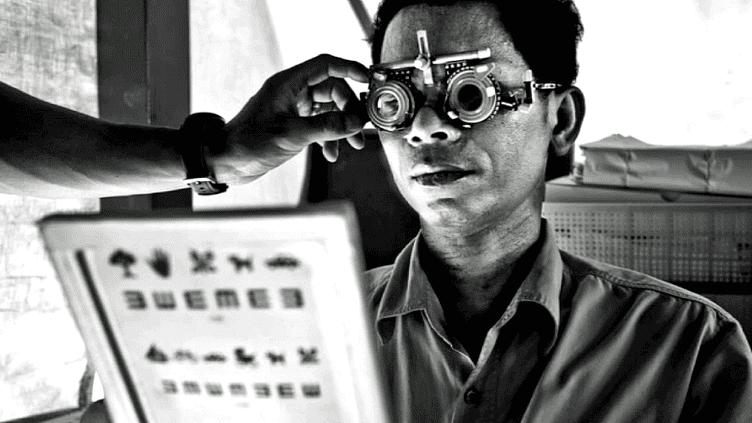 """Affiche du 5e festival """"Emoi photographique"""" d'Angoulême - photoJean Daniel Guillou  (Festival Emoi Photographique / Jean-Daniel Guillou)"""