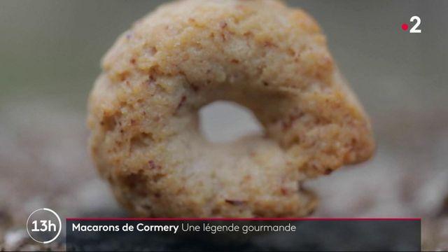 Indre-et-Loire : à la découverte du macaron de Cormery