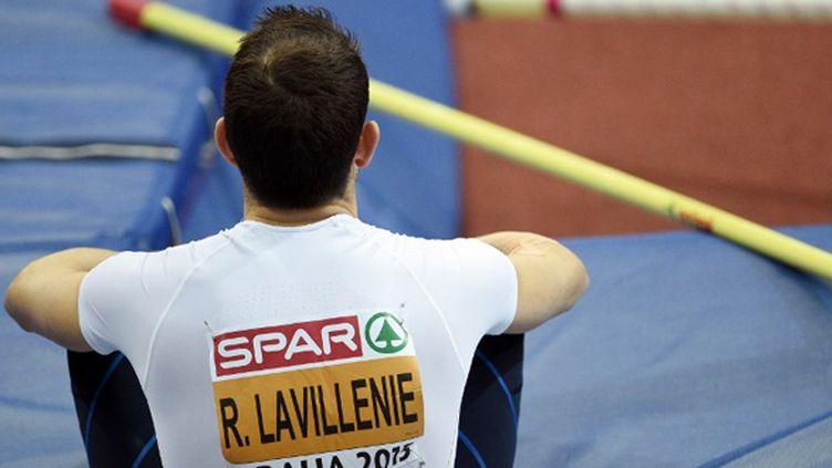 Renaud Lavillenie déçu (PHILIPPE MILLEREAU / DPPI MEDIA)