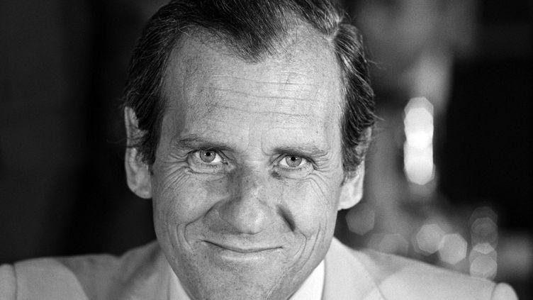 Jean d'Ormesson, écrivain et académicien. le 23 juin 1976. (ARCHIVE / AFP)
