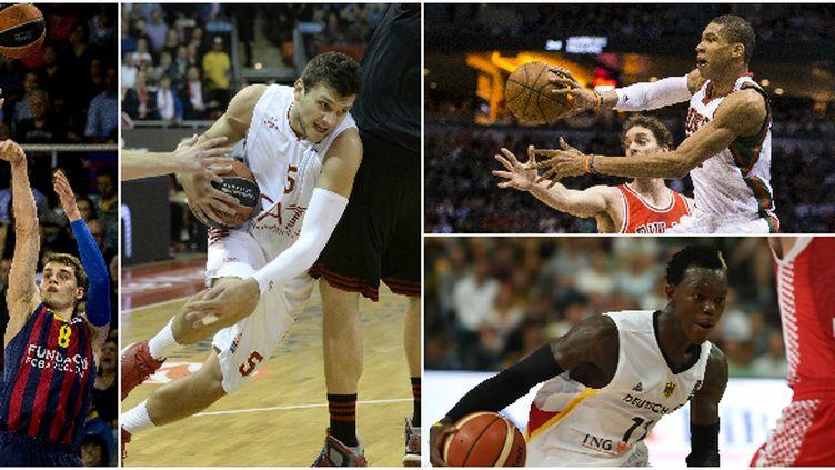 Hezonja, Gentile, Antetkounmpo et Schröder seront quatre des principales attractions de l'EuroBasket 2015