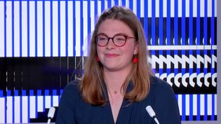 Charline Pouillet (FRANCEINFO)