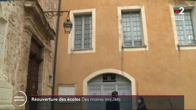 Alpes-Maritimes: des maires s'opposent à la réouverture des établissements scolaires