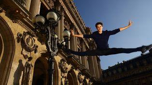 Germain Louvet, le danseur étoile de l'Opéra de Paris (JEAN-LUC PETIT/SIPA)