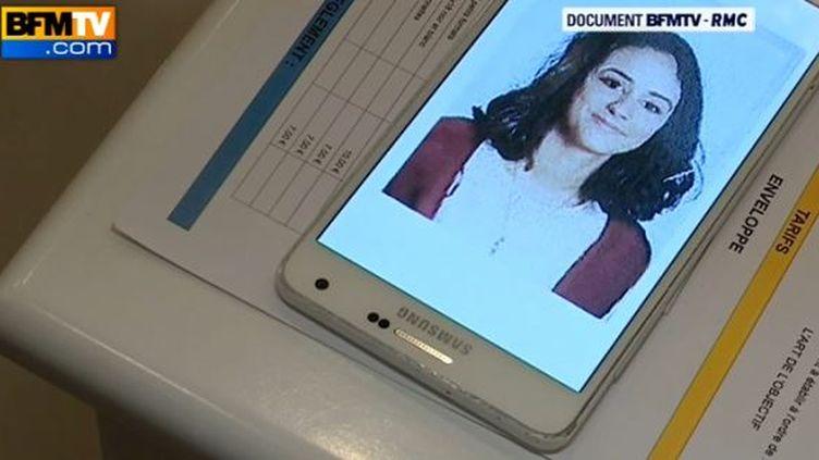 Inès est en fugue depuis mardi 1er décembre 2015, selon BFMTV. (BFMTV)