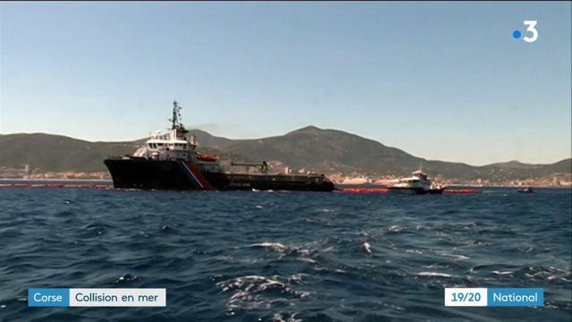 Corse : une collision en pleine mer Méditerranée