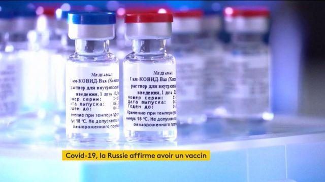 La Russie affirme avoir trouvé son vaccin