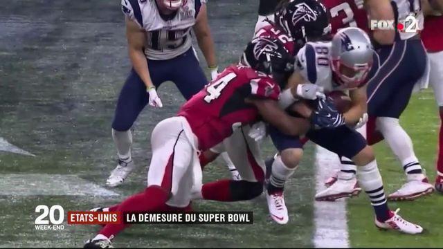 États-Unis : la démesure du Super Bowl