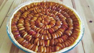 Chaque lundi, la rédaction du 13 heures vous donne des astuces pour mieux consommer les fruits et légumes. Le 16 août, c'est au tour des prunes. (CAPTURE ECRAN FRANCE 2)