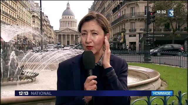 Ingrid Betancourt se réjouit du prix Nobel de la paix