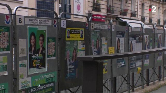 Paris : défaite de la République en Marche dans la capitale