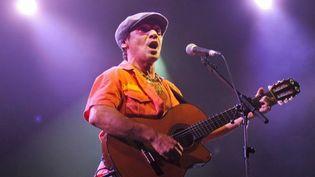 Manu Chao en concert  (Maxppp)