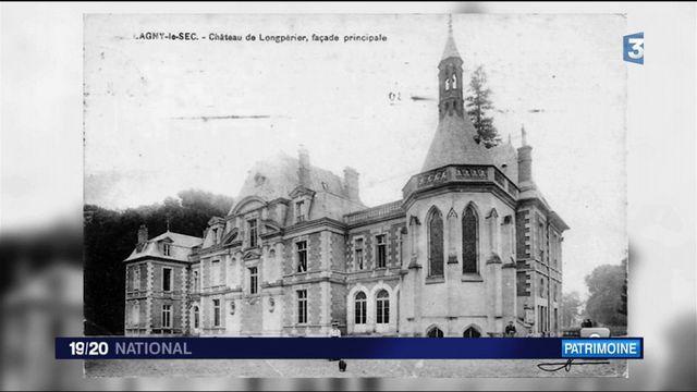 Patrimoine : la destruction du château de Lagny-le-Sec divise