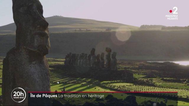 Pacifique : l'île de Pâques, la tradition en héritage