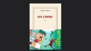 """Livre : """"Son empire"""" ou le vrai visage de l'homme idéal (Capture d'écran franceinfo)"""