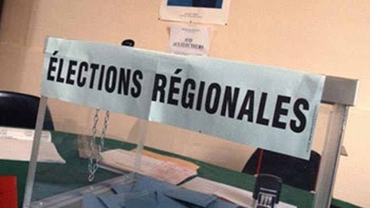 Près d'un électeur sur deux a boudé les urnes lors du premier tour des élections régionales. (AFP - Mychele Daniau)
