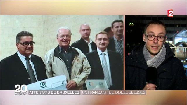 Attentats de Bruxelles : l'ancien diplomate André Adam est décédé