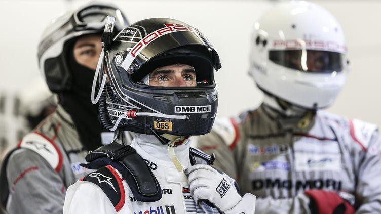 Romain Dumas avec Porsche lors des 24 Heures du Mans 2016 (ALEXANDRE GUILLAUMOT / ALEXANDRE GUILLAUMOT)