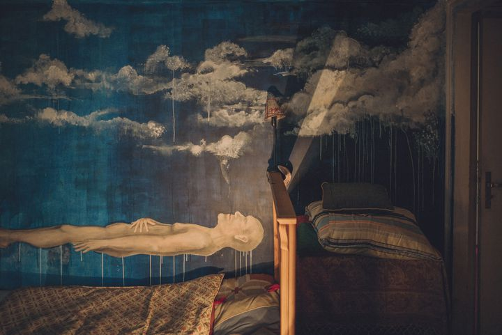 """La loge d'Hervé Pierre""""Les loges du Français"""" par Stéphane Lavoué aux éditions Gallimard (Stéphane Lavoué)"""