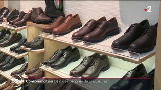 Consommation : les effets de la pénurie de chaussures se font ressentir chez les professionnels (FRANCE 2)