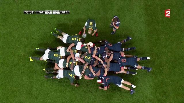 XV de France : le match du rachat face aux Springboks