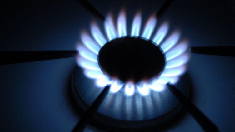 Les tarifs réglementés du gaz vont de nouveau augmenter au 1er octobre 2021. (ERIC PIERMONT / AFP)
