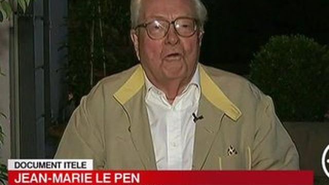 """Jean-Marie Le Pen : """"J'ai été victime d'un véritable guet-apens"""""""