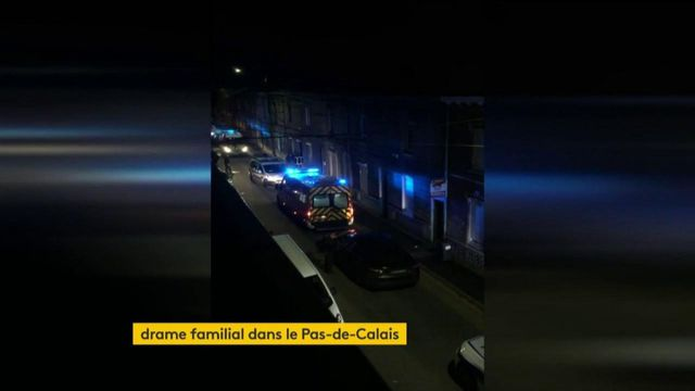 Pas-de-Calais : un homme tue sa femme et ses deux enfants