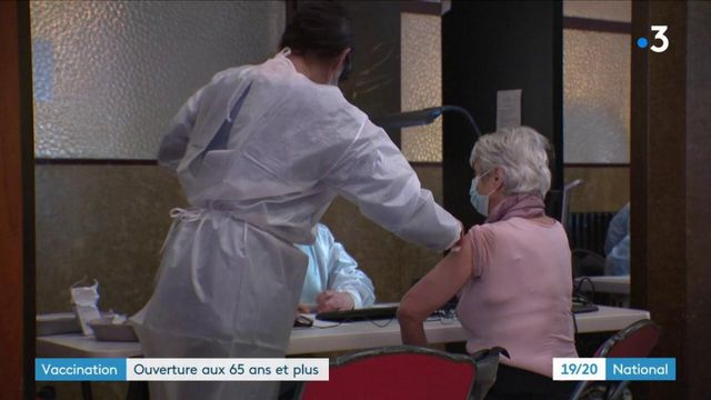Covid-19 : les personnes fragiles de 65 à 74 ans pourront se faire administrer le vaccin AstraZeneca