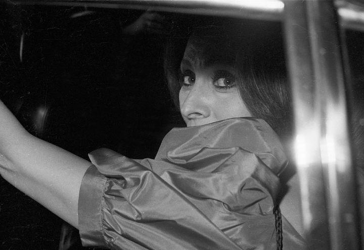 Tony Hage, Sophia Loren, Cannes, 1983  (Tony Hage)