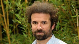 """Le militant écologiste, écrivain et réalisateur Cyril Dion, auteur de """"Demain"""" et """"Après-demain"""", ici en 2016.  (Sylvestre / MaxPPP)"""