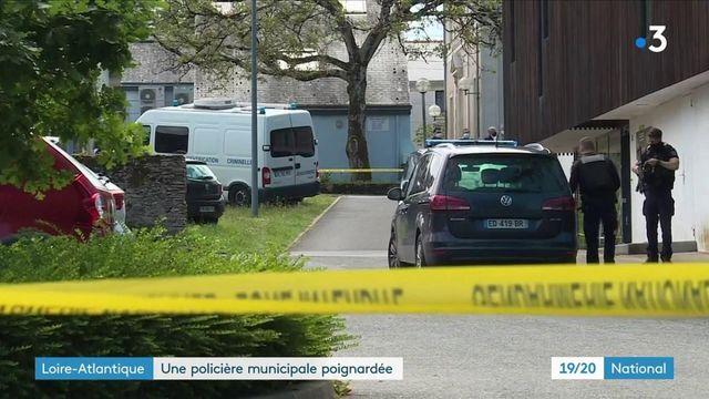 Loire-Atlantique : une policière municipale poignardée, le suspect abattu