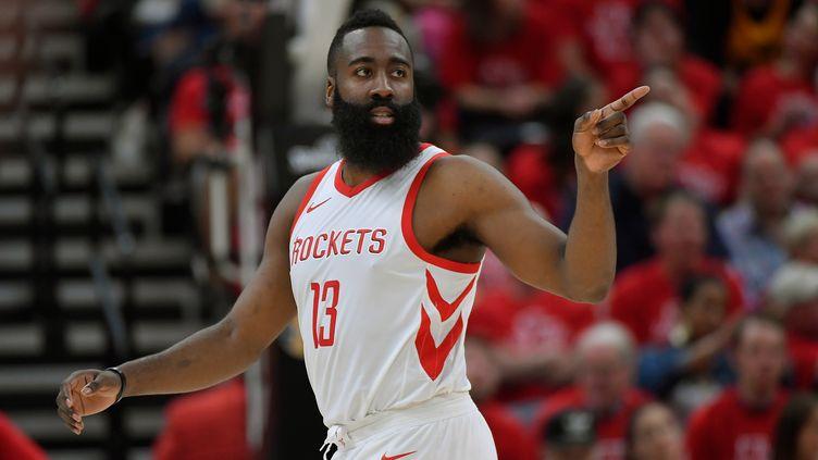 James Harden (Houston Rockets) (GENE SWEENEY JR. / GETTY IMAGES NORTH AMERICA)