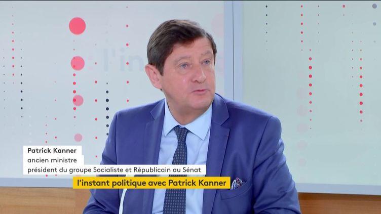 Patrick Kanner (FRANCEINFO)