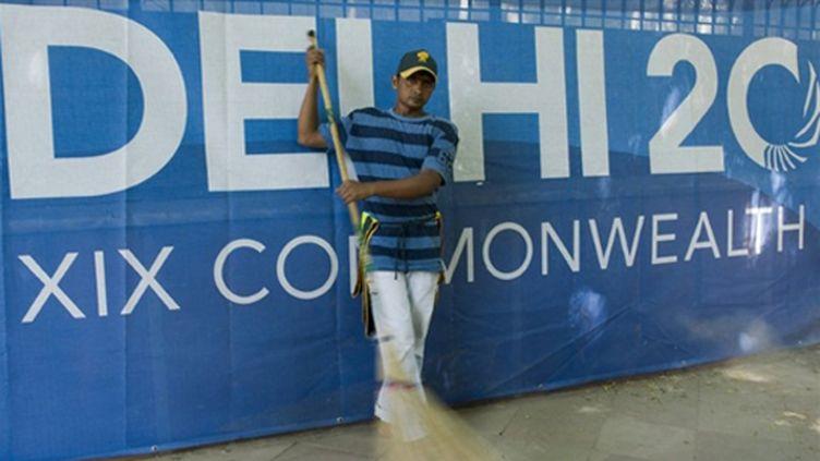 Les Jeux du Commonwealth à New Delhi (Inde)