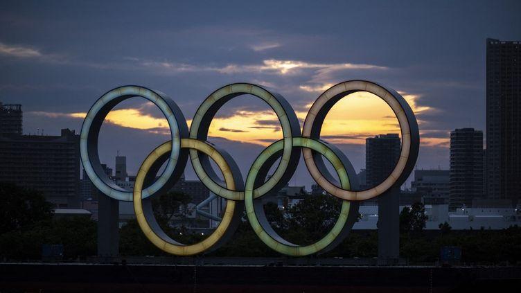 Les participants aux JO de Tokyo 2020 devront se faire tester quotidiennement. (CHARLY TRIBALLEAU / AFP)