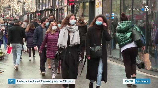 Réseau 5G : le Haut Conseil pour le Climat tire la sonnette d'alarme