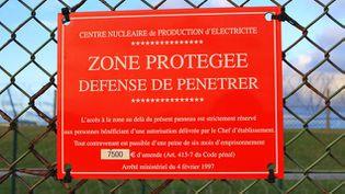 (La centrale EPR de Flamanville serait concernée par cet amendement © URMAN LIONEL/SIPA)