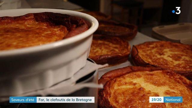 Finistère : le far breton, une véritable tradition