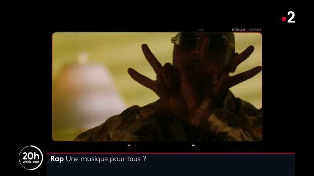 Rap : musique préférée des Français