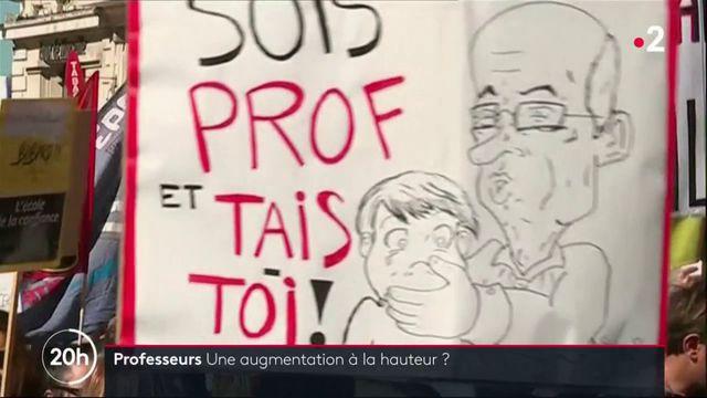 Salaire : La France rémunère-t-elle mal ses professeurs ?