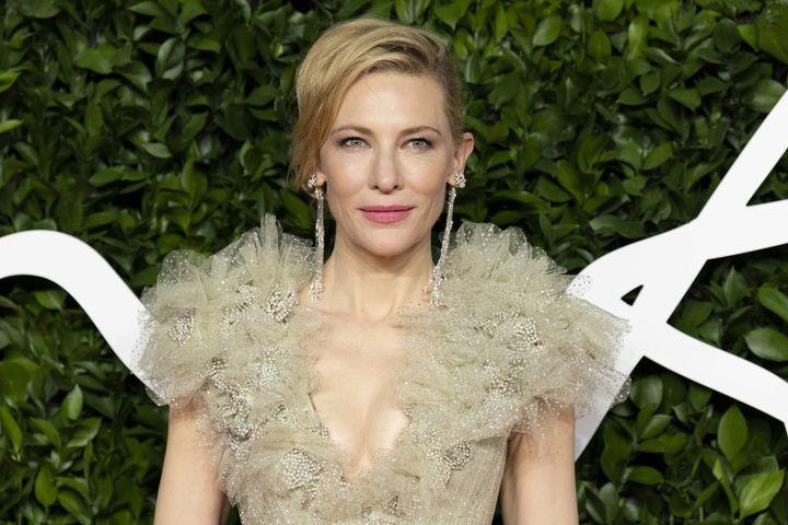 L'actrice australienne Cate Blanchett auRoyal Albert Hall de Londres en 2019. (IK ALDAMA / IK ALDAMA)