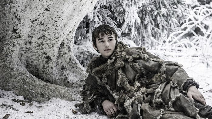 "Isaac Hempstead-Wright incarne le mystérieux ""Bran Stark""  (HBO)"
