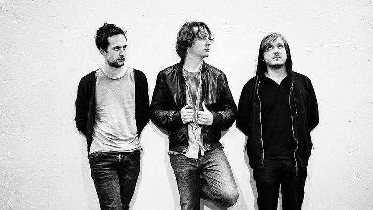Le groupe de rock Trumps  (Julien Lachaussee)