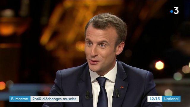 Interview présidentielle : comment Emmanuel Macron a bousculé les codes