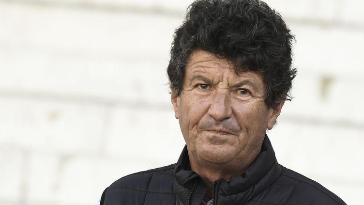 Jean Le Cam (Yes we Cam !) (ALAIN JOCARD / AFP)