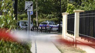 L'assaillant a tué sa mère et sa soeur avant d'être abattu par la police. (CHEN YICHEN / XINHUA)